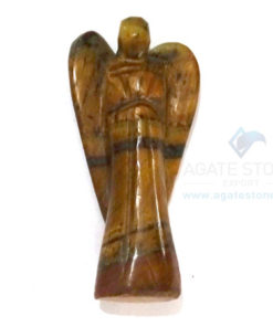 Big Size Tiger Eye Angels