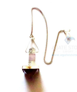 Rose Pencil Pyramid Pendulum