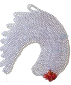Super AA Grade Quality Crystal Quartz Japmala