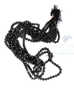 Black Tourmaline Japmala