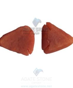 Red Aventurine Flat Arrowheads