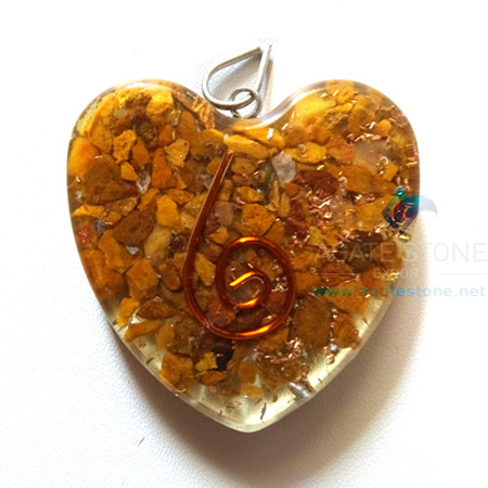 Orgonite-Heart-Shaped-Yellow-Jasper-Pendant