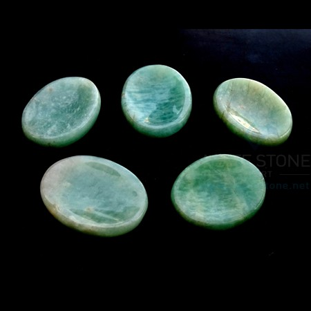 Amazonite Agate Worry Stone