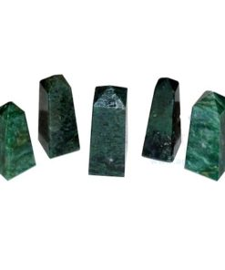 Moss Agate stone Tower