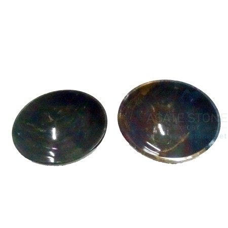 3 Inch Bloodstone Gemstone Bowl