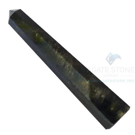 Black Tiger Eye Stone Obelisks