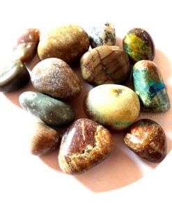 Fancy Agate Tumbled Stones