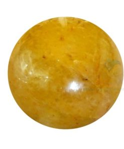 Golden Quartz Balls (2)