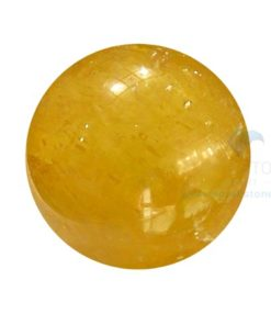 Honey Calcite Balls