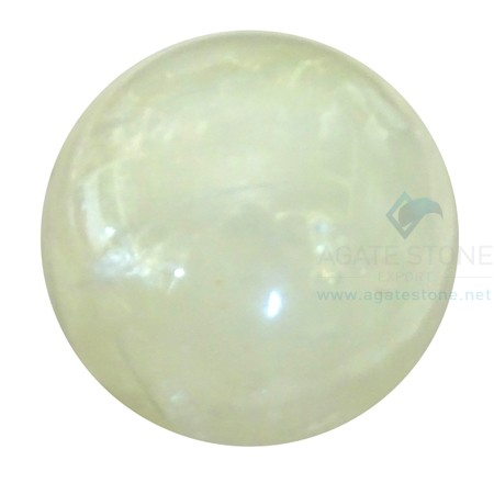 Luminous Natural Fluorite Ball