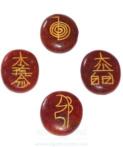 Red Jasper Reiki Oval Set Wholesale