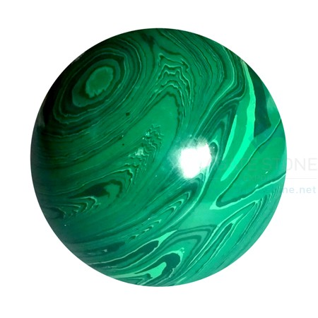 Synthetic Malchite Balls