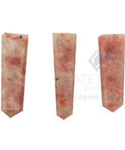 Sunstone Flat Loose Pencil Points
