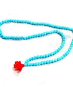 Torquoise Onyx Japmala Necklace