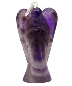 Amethyst Angel Pendants 6
