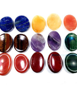 Gemstone Mix Worry Stones