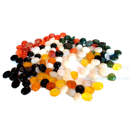 Mix Small Gems Cabochons for Rings
