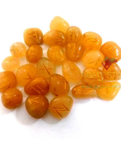 Yellow Aventurine Rune Set