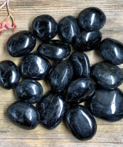 Black Tourmaline Tumbled Stone 5
